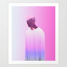 Fum Art Print