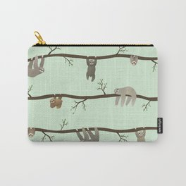 sloths Carry-All Pouch