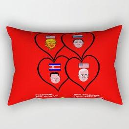 Best Friends Forever Alliance Rectangular Pillow