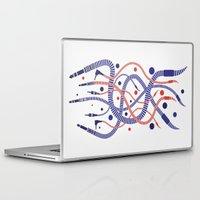 deadmau5 Laptop & iPad Skins featuring Jackworms by Sitchko Igor
