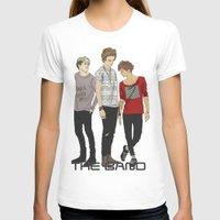 """band T-shirts featuring """" THE Band """" by Karu Kara"""
