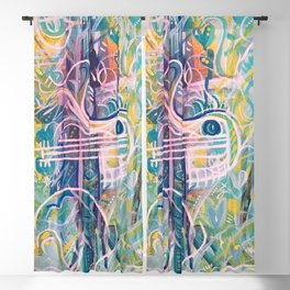 What a Bright Day Blackout Curtain