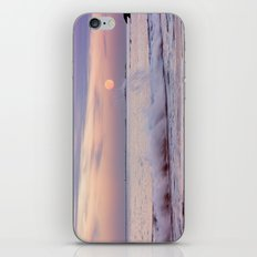 Reaching for the moon iPhone & iPod Skin