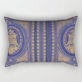The Shipwreck Book Rectangular Pillow