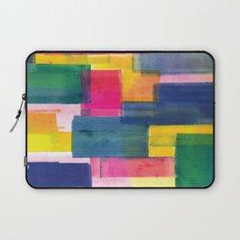 Color Block Series: Rooftops Laptop Sleeve