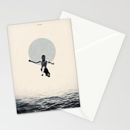 Jump in ... Stationery Cards