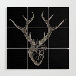 immortal heart Wood Wall Art