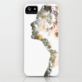 Mother Nature  iPhone Case