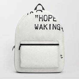 Aristotle Backpack