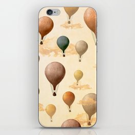 Voyagers Pattern iPhone Skin