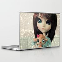 lamb Laptop & iPad Skins featuring Lamb by ♥  Little Enchanted World ♥
