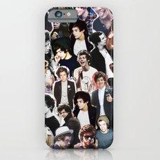 Harry Styles - Collage Slim Case iPhone 6s
