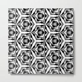 Patterns Metal Print