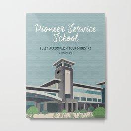 Pioneer Service School (Warwick, Bethel) Metal Print