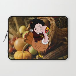 Thanksgiving turkeys Laptop Sleeve