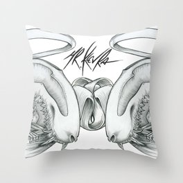 Klevra Peralta Throw Pillow