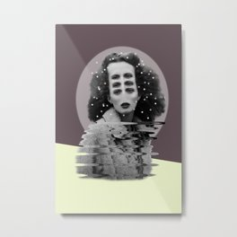 02 Daydreaming Metal Print