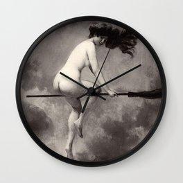 DEPARTURE FOR THE SABBATH - ALBERT JOSEPH PENOT Wall Clock