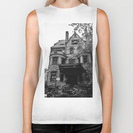 Brooklyn Heights Brownstone Biker Tank