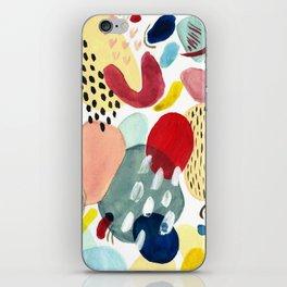 tentativa, collab Eva Halfers iPhone Skin