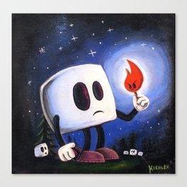 Mellowfire Canvas Print