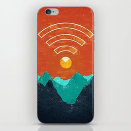 OUT OF OFFICE iPhone Skin
