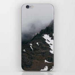 Mount Ruapehu Peak iPhone Skin