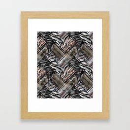 Ethnic fantasy. 2 Framed Art Print