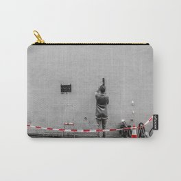 Meticulous Street Artist Carry-All Pouch