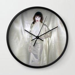 "say no to patriarchy / ""the fashion"" Wall Clock"