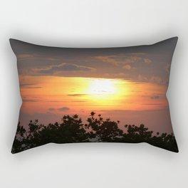 Bali Sunset Rectangular Pillow