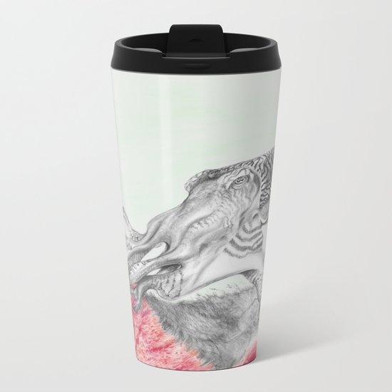 Linger Metal Travel Mug
