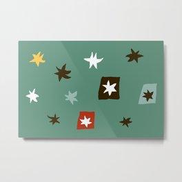 Starry stars Metal Print