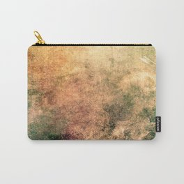 Warm Watercolor Carry-All Pouch