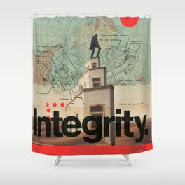 Integrity Shower Curtain