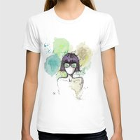 mia wallace T-shirts featuring Mia. by Cloe