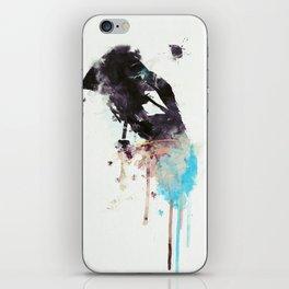 The Lion's Roar iPhone Skin