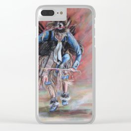 The Dance Clear iPhone Case