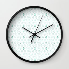 Tom Party Wall Clock