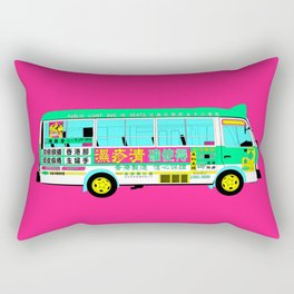 BUS (Colorway C) Rectangular Pillow