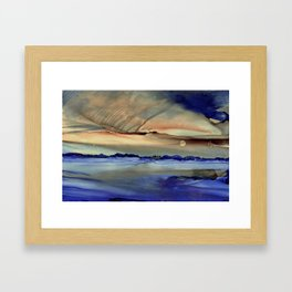 Evening #25 Framed Art Print