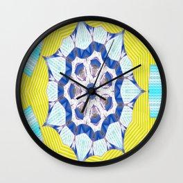 Resurrect Mandala 7 Wall Clock
