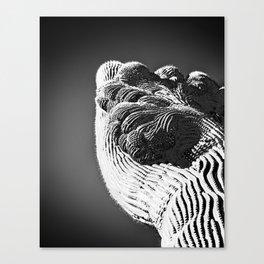 """Cristate Saguaro 7b"" by Murray Bolesta! Canvas Print"