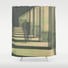 His Mind is Dark and Full of Errors 155 Shower Curtain