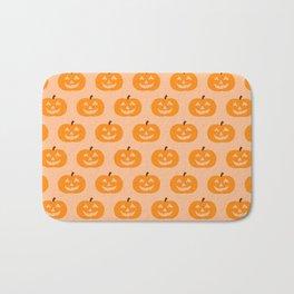 Cute Pumpkins Bath Mat