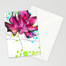 out lines Stationery Cards