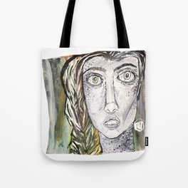 Black and White but still Color Tote Bag