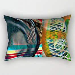 Modern art series 22 Rectangular Pillow