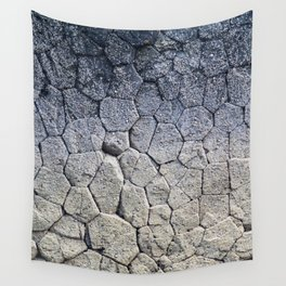 Nature's building blocks Wall Tapestry