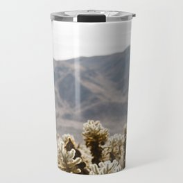 Cholla Cactus Garden Travel Mug